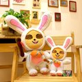 Lol Timor plush toys rabbit baby doll birthday gift Game doll
