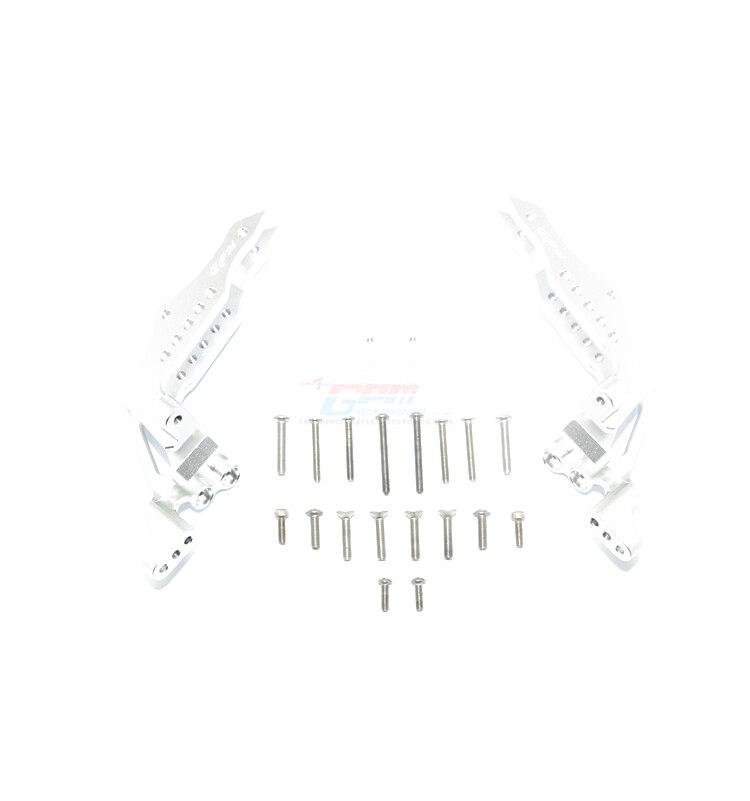 อัลลอยด์หลังช็อกทาวเวอร์ 1/10 SCALE LOSI BAJA REY 1/10 LOSI ROCK REY-ใน ชิ้นส่วนและอุปกรณ์เสริม จาก ของเล่นและงานอดิเรก บน   2