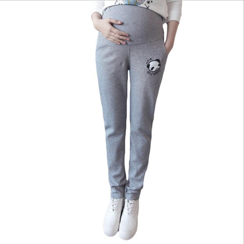 pregnant women clothes pregnant women trousers sportswear pregnant women stretch belly pregnant clothes ropa premama maternity