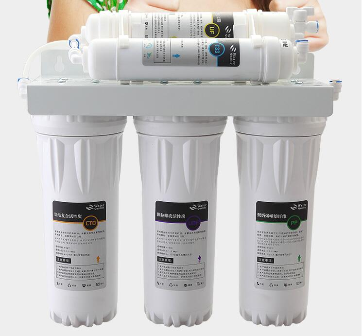 5 grade Ultrafiltration water purifier /tap water purifier/household direct drinking water/UF water filter