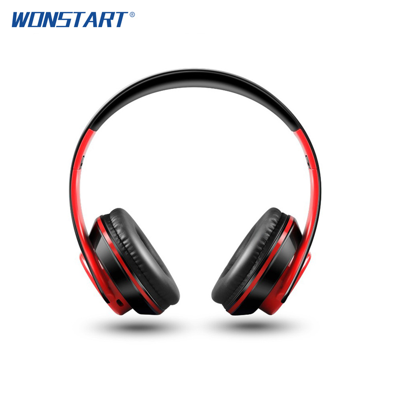 Bluetooth Headphone Stereo Foldable Wireless Headset Earphone Music Player with Microphone Support TF FM Radio for Phone relouis блеск для губ la mia italia тон 05