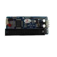 Sata to IDE Adapter Converter 2.5 Sata Female to 3.5 inch IDE Male 40 pin port 1.5Gbs(China)