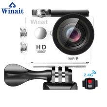 "Winait 2.0"" Mini Sport Camera Ultra HD 4K 30M Waterproof Wireless Video Camera Sports DV WIFI Remote Control"