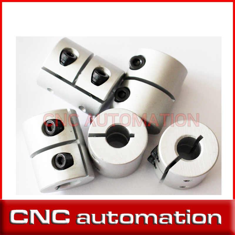 Motor Acoplador Acoplamiento Hexagonal Conector 3//4//5//6//8mm Eje extendido de latón 1//2//5 un