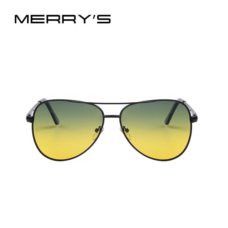 MERRY'in Moda Qütblü Xarici Sürücü Günəş gözlükləri, - Geyim aksesuarları - Fotoqrafiya 2