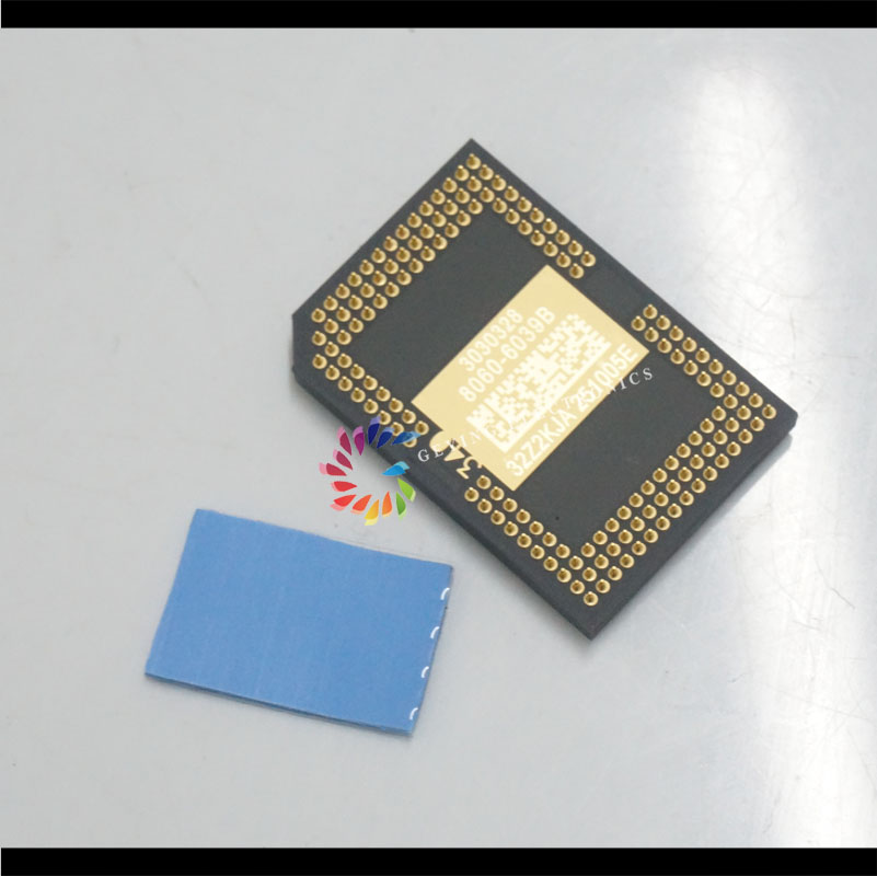 original 100% new Projector DMD chip 8060-6439B 6438B 6139B 6038B for MP515 TDP-S23 NP115 MP514 BS275 DS31 with free thermal pad cтеппер bs 803 bla b ez