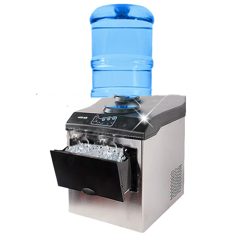 25kg round bullet ice maker making machine, electric ice making machine,automatic ice maker ice crusher summer sweetmeats sweet ice food making machine manual fruit ice shaver machine zf