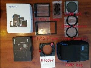 Image 2 - Benro FH100M2K0 100 มม. ระบบกรองชุด FH100M2 + MACPL82 + FBM2 ชุด