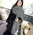 2016 New Arrival Women Swallow gird Big Size 200cm Long Cashmere Winter Thick Top Brand Name Style Scarf  Warm Fashion Shawls