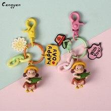 Pack corn doll doll keychain cute cartoon creative anime Mei