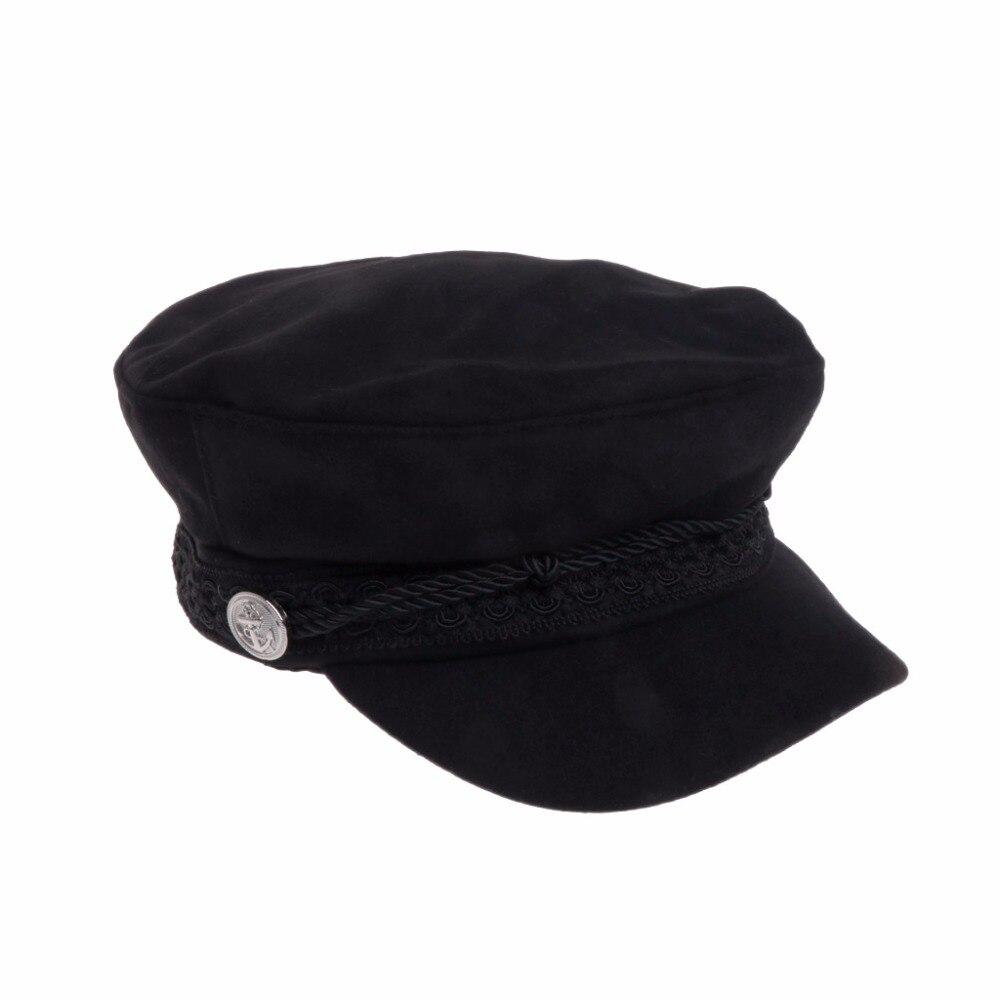 Normal Military Hut Vintage Patchwork Baskenmütze Mütze England Stil Harajuku Flache NüTzlich FüR äTherisches Medulla Bekleidung Zubehör