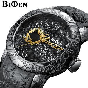 BIDEN Brand Man Watch Dragon M