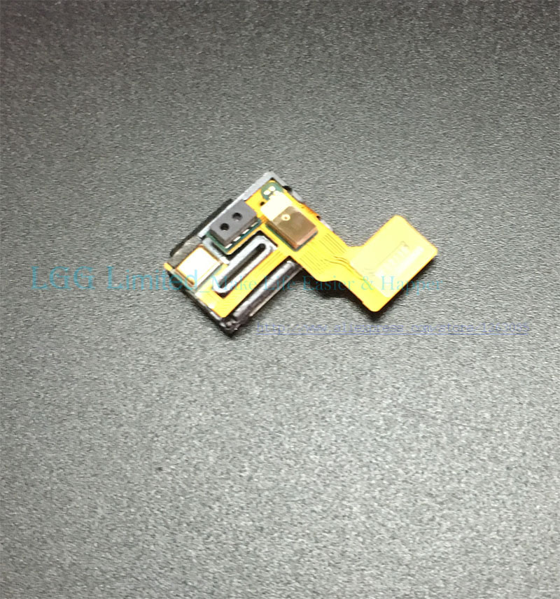 100% Original Earpice Ear Piece Loud Speaker Replacement Parts For Xiaomi note Earpiece flex cable