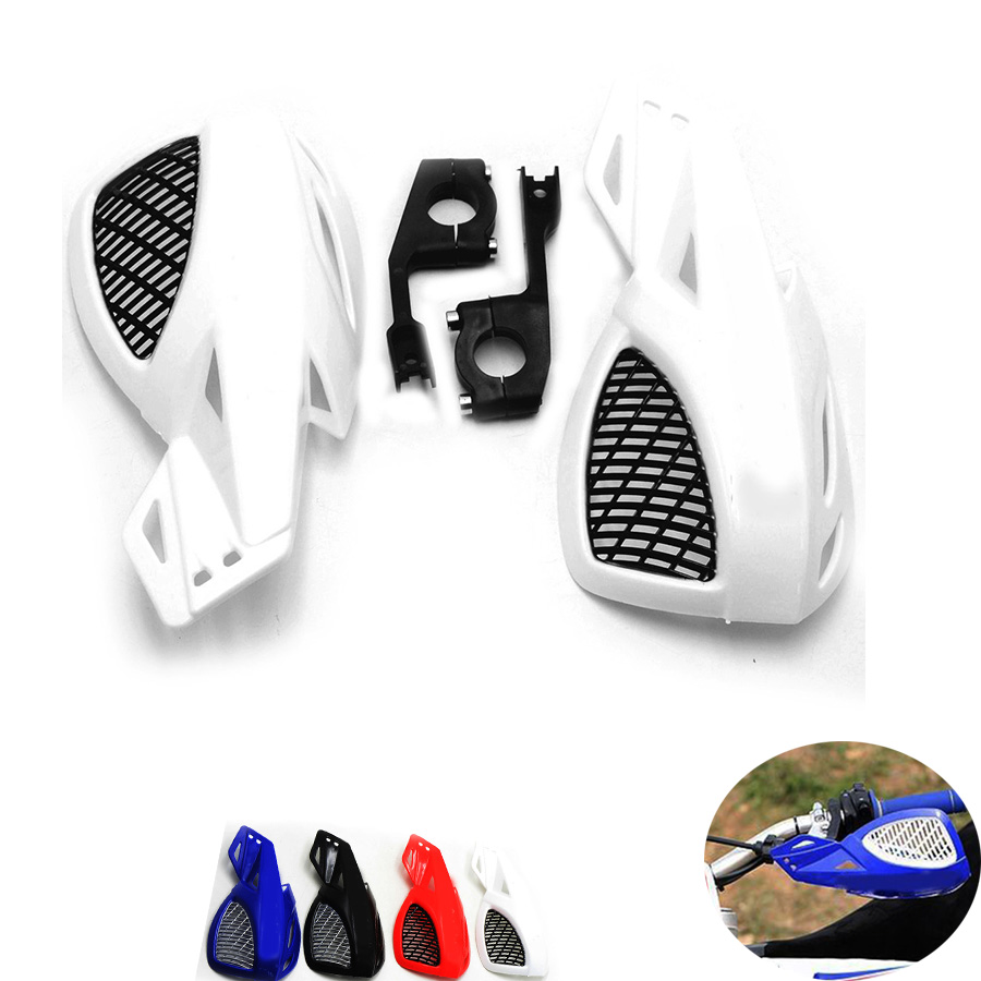 7/8 Motorcycle Brush Bar Hand Guards Handguard For Honda motorcycle hand protector hand guard BX ENDURO BX CROSS 449 SXV 550