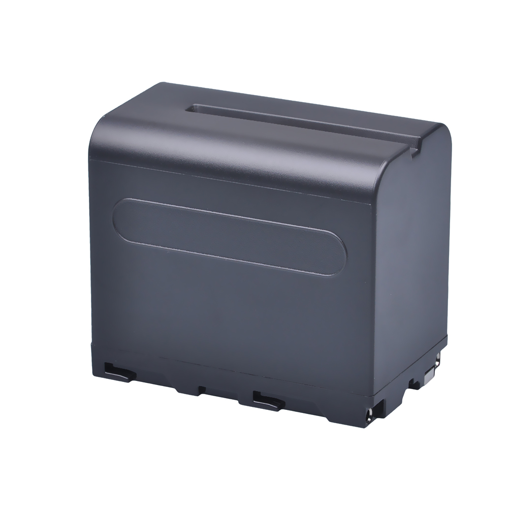 DuraPro 2Pcs 7200mAh NP-F960 NP F970 F960 Rechargeable Camera Battery + USB  Charger for SONY MVC-FD90 MVC-FD91 MVC-FD92