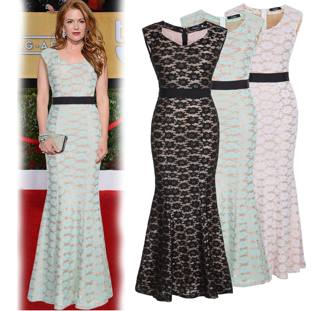 Long Maxi Dresses to Wear to a Wedding