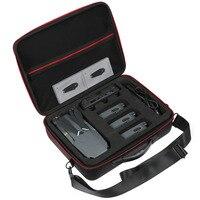 EVA Dysk Carry Case Torba Dla Mavic Pro Drone DJI akcesoria Storage Box Plecak Na Ramię Torebka Walizka dla Mavic Pro kabel
