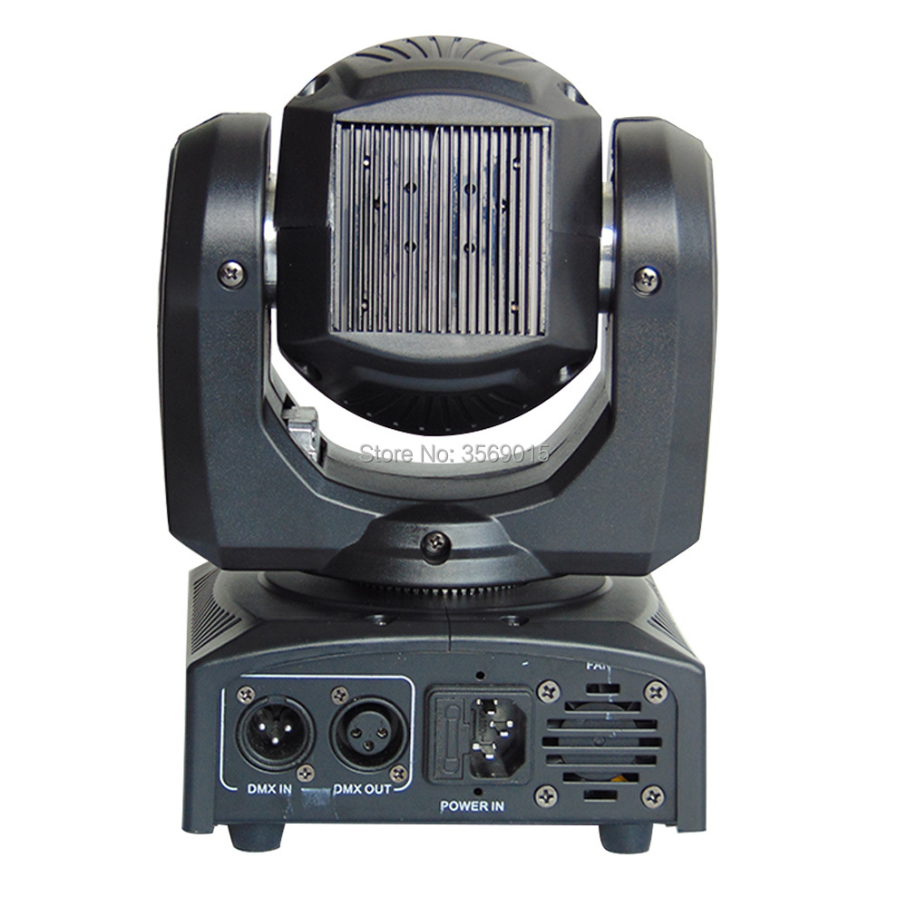 LED Gobo Stage Lighting DMX512 DJ Party Eyourlife Moving Head Light Spot Light
