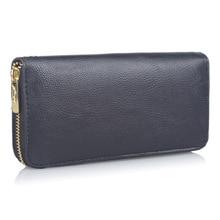 High Capacity Fashion Brand Women Wallets Long PU Leather Fe