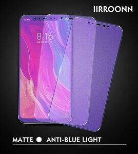 Image 4 - 2Pcs/lot Matte Tempered Glass For Xiaomi Mi 8 MI8 lite Mi9 mix3 Screen Protector for Xiaomi Mi 9 8lite mix 3 Protective Film