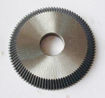 מפתח חותך להב להשתמש עבור עותק מפתח שכפול מכונת חיתוך גלגלים 2 יח'\חבילה|ציוד למנעולנים|כלים -
