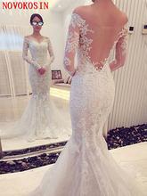 Женское свадебное платье с открытыми плечами фатиновое открытой