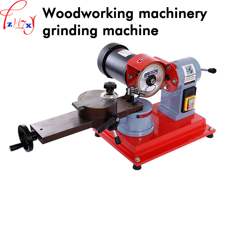 1pc Alloy saw blade grinding machine woodworking mechanical gear grinder machine wooding lapping machine 220V 250W стоимость