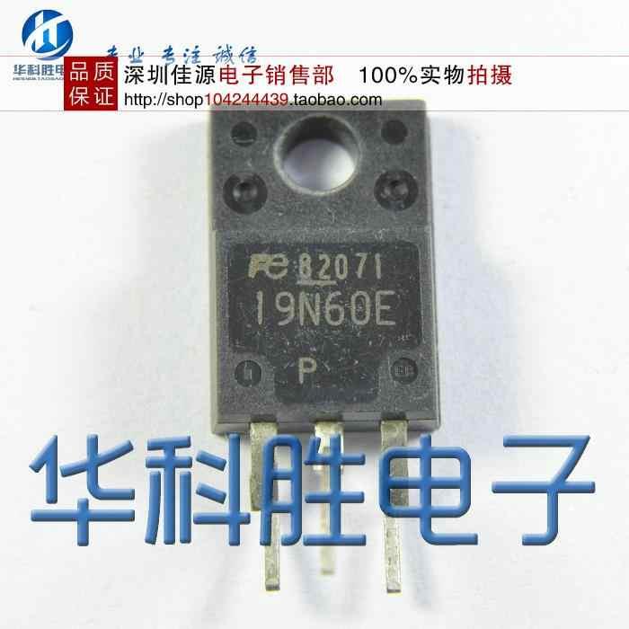 Free Delivery.19N60 19N60E import FET TO220 - полевого транзистора переключатель усилитель
