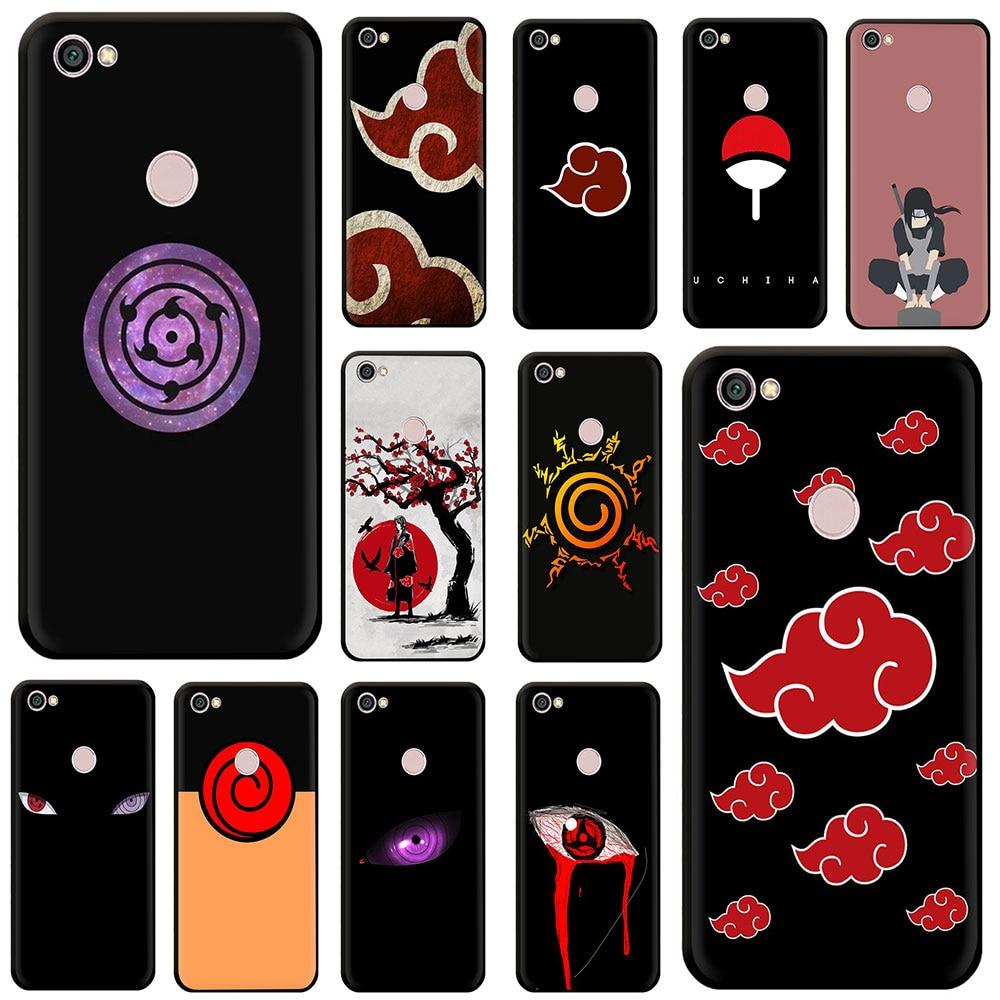 Anime Naruto Soft TPU Phone Case For Xiaomi Redmi 8A K20 GO 4A 6A Note 8 7 4 4x 5 6 Pro