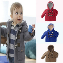 Baby Boys Jacket 2019 Autumn Winter Jacket For Boy Coat Kids Hooded Outerwear Coat For Boys Clothes Children Jacket 2 3 4 5 Year