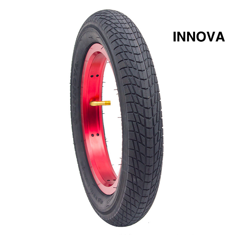 Children Bike Tyre and TireTyre 12 1/2*21/4 Rubber Bicycle High Quality INNOVA IA-2094 Kids Tires Cycling Parts