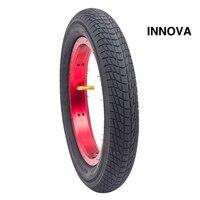 Crianças pneu de bicicleta e tiretyre 12 1/2*21/4 borracha pneu de bicicleta alta qualidade innova IA-2094 crianças pneus de bicicleta peças ciclismo