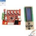 Venda quente 3D Impressora Peças Anet V1.0 Motherboard Controle E Tela LCD de 2004 para Anet A8 Impressora 3D
