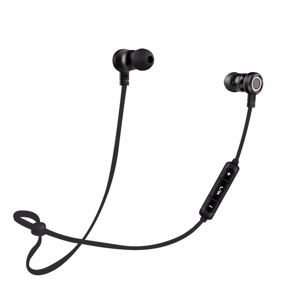 PTM B5 Headset Wireless Earphone Bluetooth 4 2 Headphone with Microphone Earbuds for Earpods Airpods