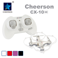 Cheerson CX 10SE CX10SE RC Mini Drone Toys Classic Color 2 4G 4CH 6 Axis Copter