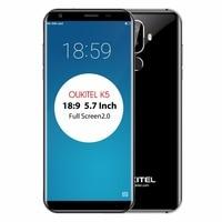 Oukitel K5 Smartphone 5 7 18 9 Display MTK6737T Quad Core Android 7 0 2GB RAM