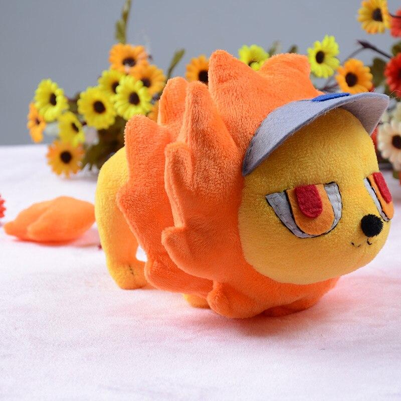 nozes plush doll anime hitman reborn sawada tsunayoshi travesseiro cosplay stuffed plush boneca dos desenhos animados