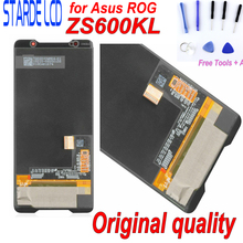 2018 Original Amolded Screen for Asus ROG Phone Zs600kl z01QD LCD Display Touch Digitizer Assembly Replacement Spare Part