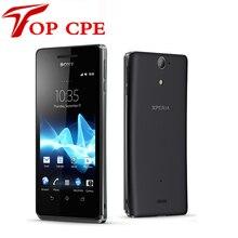 Lt25 original sony xperia v lt25i dual core 3g & 4g gps wifi 13mp 8 gb speicher android handy freies verschiffen