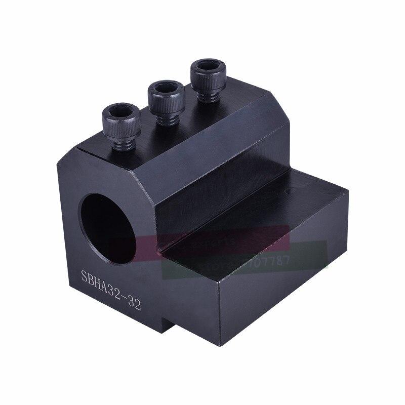 1PCS Multi-function SBHA20-20 SBHA20-25 SBHA20-32 SBHA25-20 Lathe Auxiliary Tool U Drill Tool Holder Inner Boring Sleeve