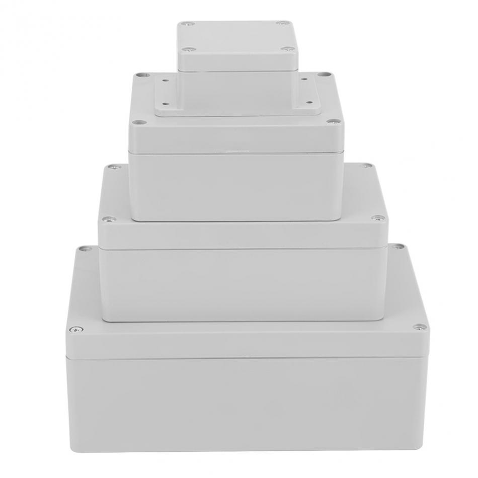 White Waterproof Plastic Electric Project Case Junction Box 60*36*25mm BD