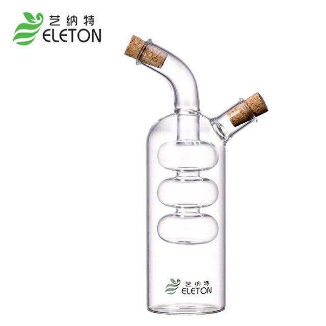 ELETON Küche Gewürz Flasche Grünen Glas Öler ölleck öl und essig ...