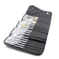 20 шт профессиональный дизайн ногтей для точечного нанесения ручки набор кисточек наборы