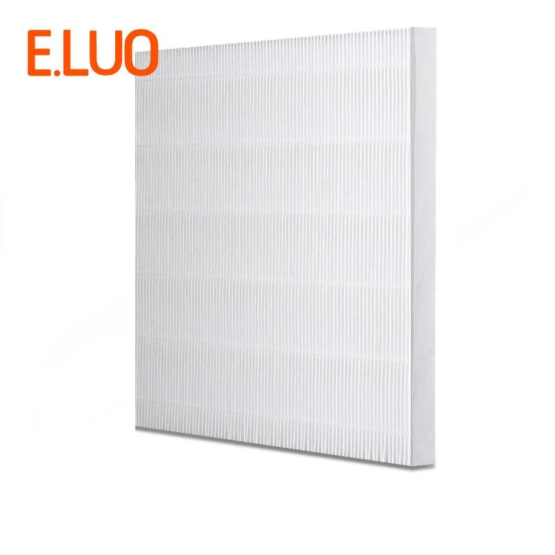 300-300-25 offre spéciale bricolage écran filtrant blanc pour universel pour filtrer PM2.5 et Haze pour nettoyer le filtre purificateur d'air domestique