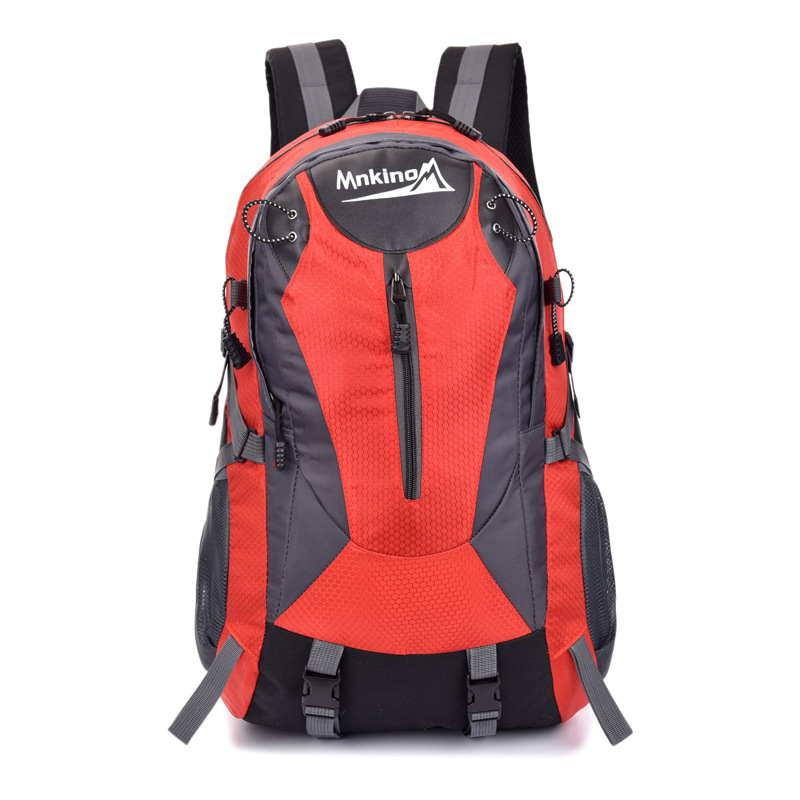 Rucksack red Green orange Reisetaschen Bergsteigen Kapazität Männer Casual Bokinslon Mode L blue Hohe Marke Tasche 40 black Mann Nylon SZEqcHpxw