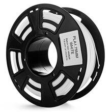 משלוח חינם PLA צבעוני נימה/spool חוט reprap 3D מדפסת 1.75mm 1 kg גליל אחד