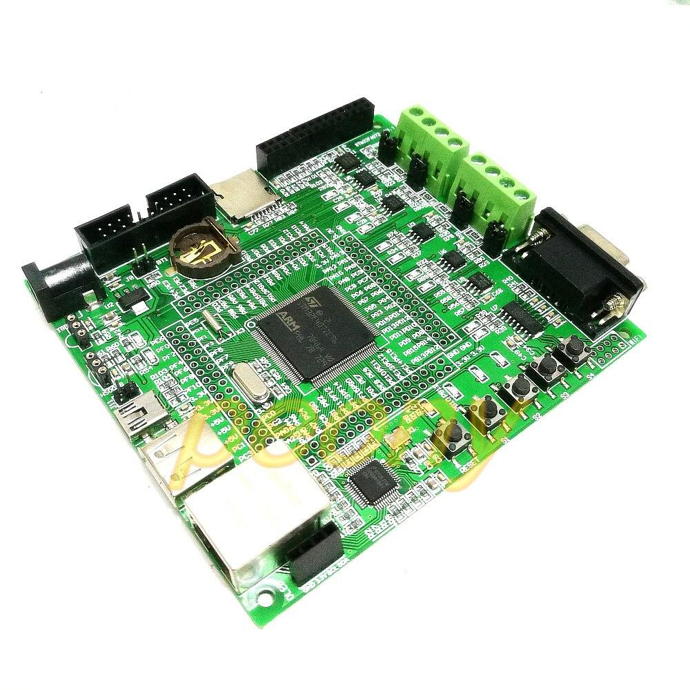 STM32F407 development board enhanced Ethernet CAN 485 RFID