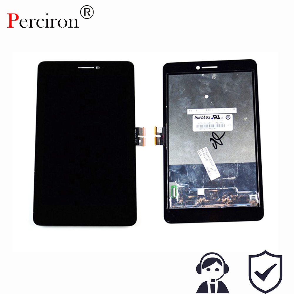 New 7'' inch LCD Screen Display + Digitizer Touch Assembly For ASUS Fonepad 7 ME175 ME175CG Free shipping new 5 5 inch lcd display touch screen panel digitizer assembly for asus zenfone selfie zd551kl z00ud free shipping