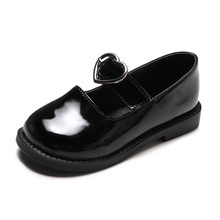 SKHEK 2019 Hot Sale newborn shoes Baby Fashion Sneaker Child Girls Bow Casual Single Leather Pricness Shoes baby girl