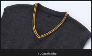 Image 2 - Free Shipping Hufflepuff Cosplay Robe Cloak Skirt Shirt Sweaters Tie Scarf Uniform for Harris Costume